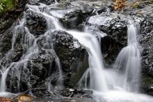 Granuja Falls Close-up After H...