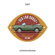 Classic Car Design 01