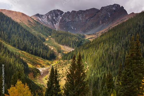 Fototapeta Colorado mountains obraz