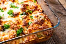 Pasta Casserole With Barbecue ...