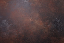 Brown Rusty Metal Texture Background