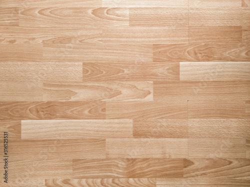 Fototapeta Parquet texture background - laminate floor obraz na płótnie