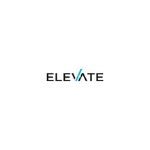 TYPOGRAPHY Logo ELEVATE Modern Download Template