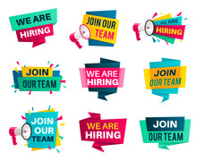 Join Our Team. Business Compan...