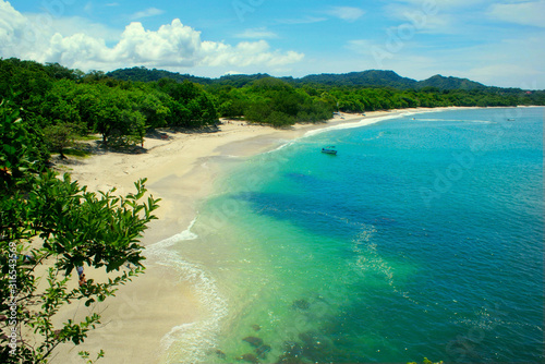 View at conchal beach (playa conchal) Guanacaste, Costa Rica