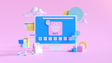 Shopping On-line Online Store ...