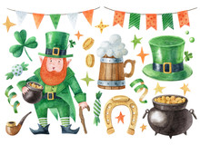 Saint Patrick's Day Clipart Co...