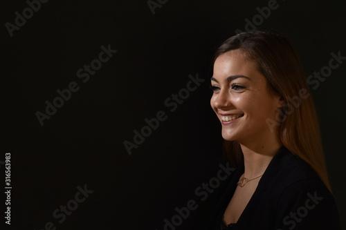 Fototapeta Joli sourire
