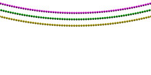 Vector Realistic Isolated Bead...