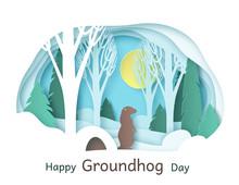 Happy Groundhog Day. February ...