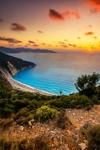 Beautiful Summer Sunset On Mir...