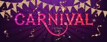 Colorful, Vibrant Carnival Pos...