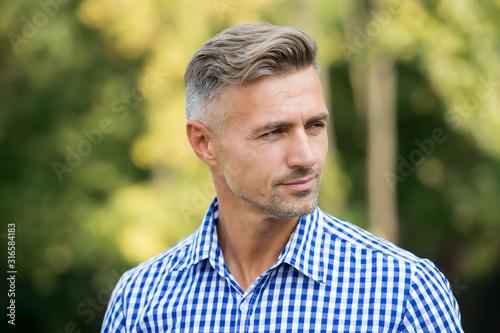 Fotografía  Handsome and confident