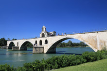 Saint Benezet Bridge Avignon P...