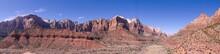 Panoramic Shot Of Zion Nationa...