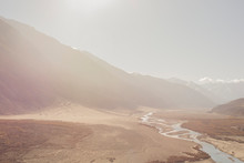 Nubra Valley In Ladakh, India