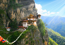 Bhutan - Im Hohen Himalaya Geb...