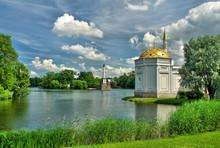 Catherine Park Of Tsarskoe Sel...