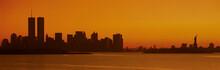 This Is The Manhattan Skyline ...