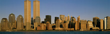 This Is The Manhattan Skyline ...
