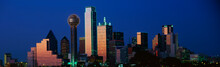 This Is The Skyline At Dusk. I...