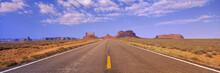 Route 163 That Runs Through Th...