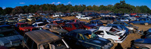 This Is An Auto Salvage Yard. ...