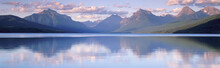 This Is Lake McDonald. The Sur...