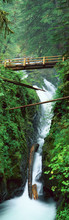 This Is The Sol Duc Waterfall ...