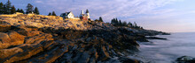 Pemaquid Point Lighthouse At S...