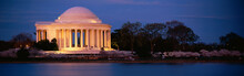 This Is The Jefferson Memorial...