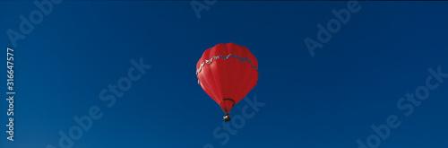 This is the 25th Annual Albuquerque International Balloon Fiesta Canvas Print