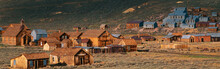 Bodie Ghost Town From Around 1859. Northern California.