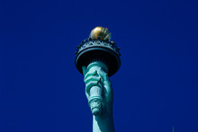 Statue Of Liberty And Torch, N...
