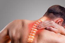 Pain In The Cervical Spine. Sy...