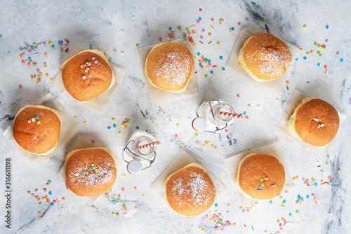 Photo  Berlin donuts