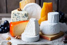 Cheese Assortment: Blue Cheese...