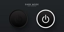 Elegant 3D Power Button ON / O...