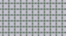 Seamless Abstract Illustration Wallpaper Background Pattern Of  Green Checkerboard Flowers Can Be Used Motifs Of Batik, Shirt, Sarong, Ornament, Tablecloth, Clhoting