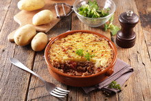 Shepherd's Pie- Baked Mashed P...
