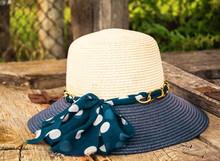 Summer Women's Hat Decorated W...