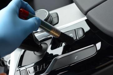 auto detailing  , czyszczenie wnętrza auta , konserwacja wnętrza , profesjonalne czyszczenie samochodu , detailingowe czyszczenie auta , wnętrze samochodowe czyszczenie