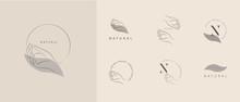 Logo Design Template In Trendy...