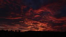 Sunset, December 4