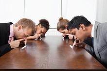 Multiethnic Business People Sn...