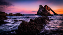 Sunrise At Bow Fiddle Rock - S...