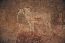 White Elephant Paining  Philip...