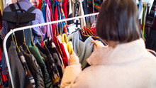 Second Hand Store For Vintage And Thrift Clothes