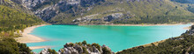 Gorg Blau, An Artificial Lake ...