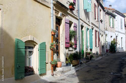 Photo Street in Arles, France